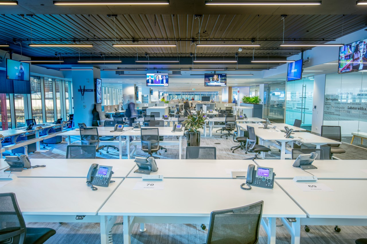 Commercial Office Fitouts in Melbourne